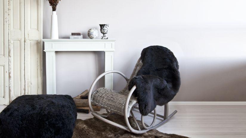 fauteuil bascule jusqu 39 70 sur westwing. Black Bedroom Furniture Sets. Home Design Ideas