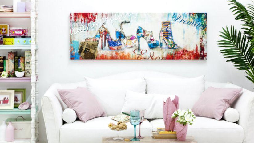 canap blanc un salon impeccable westwing. Black Bedroom Furniture Sets. Home Design Ideas