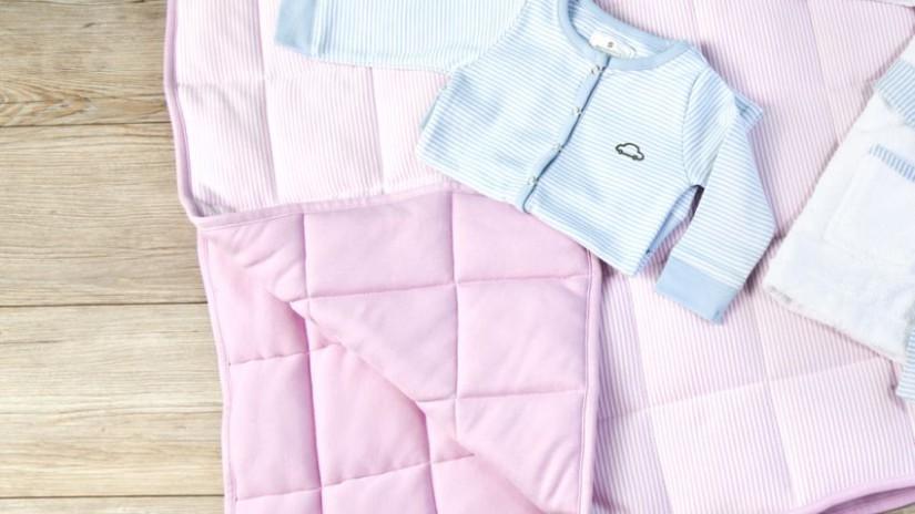tour de lit rose, tour de lit bébé rose, pyjama bébé