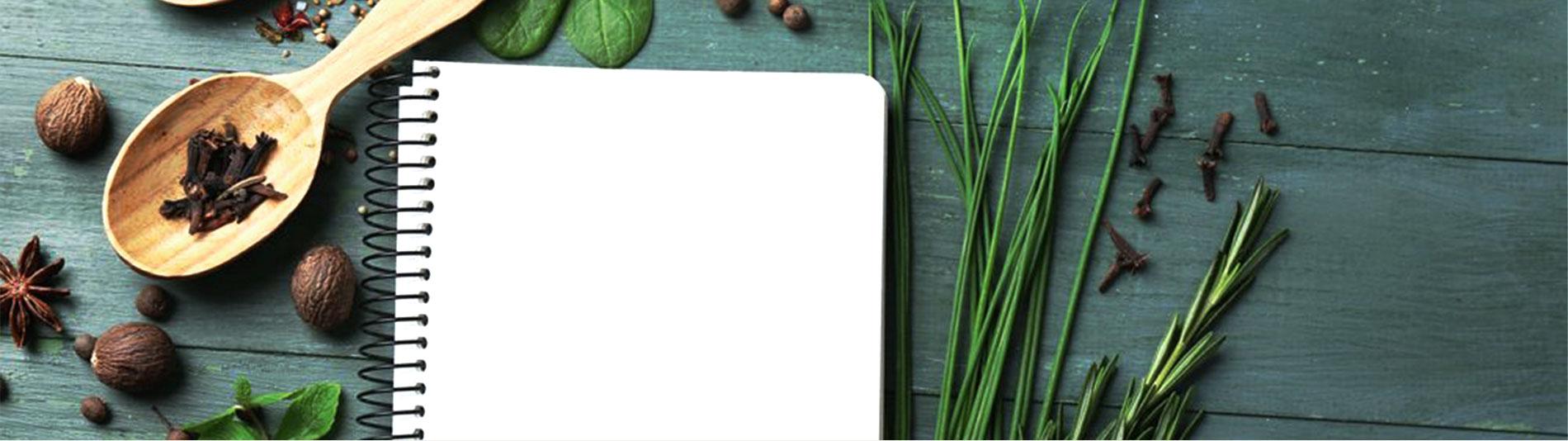 guide culinaire, livre de recettes