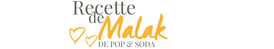 nouilles soba vegan de malak, recette vegan, recette japonaise, recette de malak de pop & soda