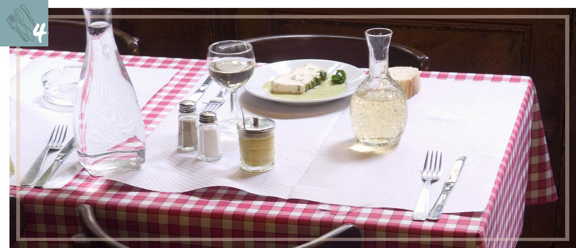 des restaurants aussi beaux que bons, ambiance bistrot, bouchon lyonnais
