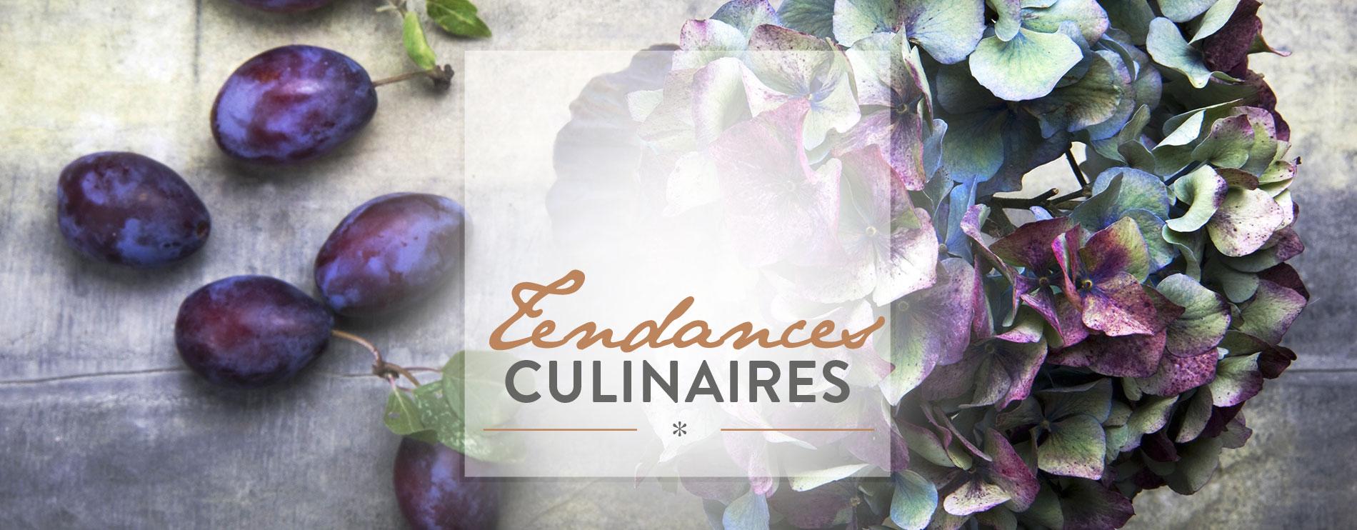 tendances culinaires