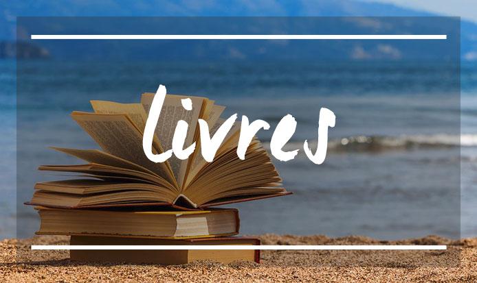 livres, voyager avec style
