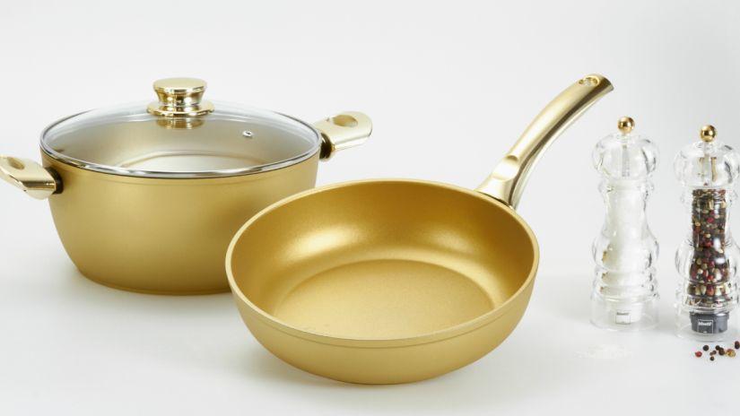 stonegold, poêle, marmite