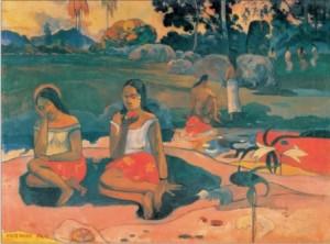 artopweb, peintures, gauguin