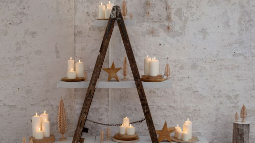 d coration de noel en bois prix d 39 usine sur westwing. Black Bedroom Furniture Sets. Home Design Ideas