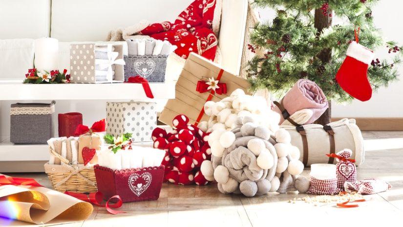 Chaussette De Noël Ventes Privées WESTWING - Canapé convertible scandinave pour noël objets de décoration d intérieur