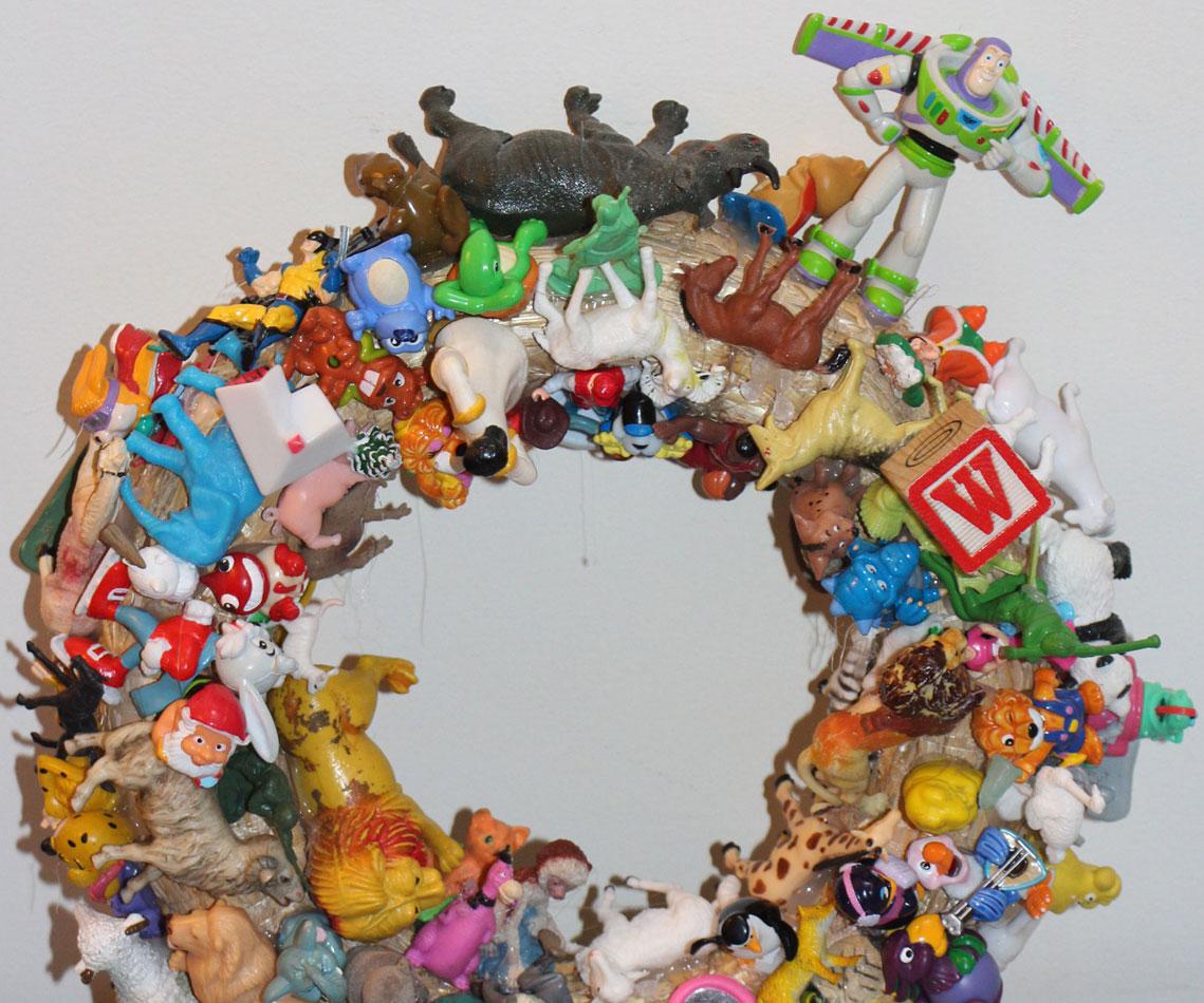westwing - DIY Couronne de jouets