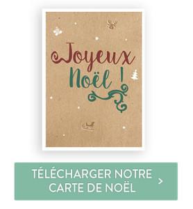Télécharger notre carte de Noël