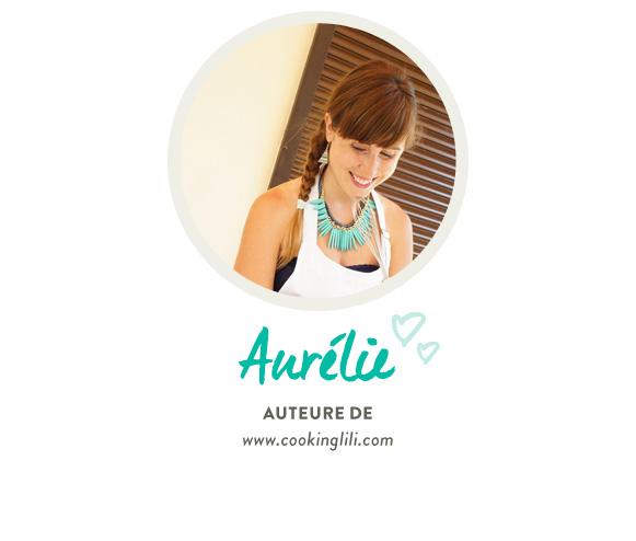 portrait d'Aurélie