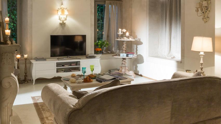 Arredamento del soggiorno trova il tuo stile westwing for Arredamento tende salotto