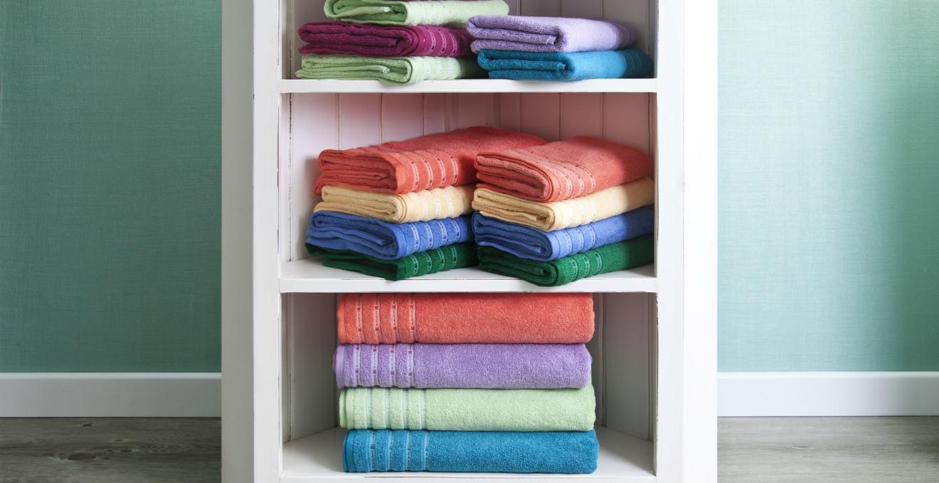 Asciugamani in microfibra: pratico comfort - Dalani e ora Westwing