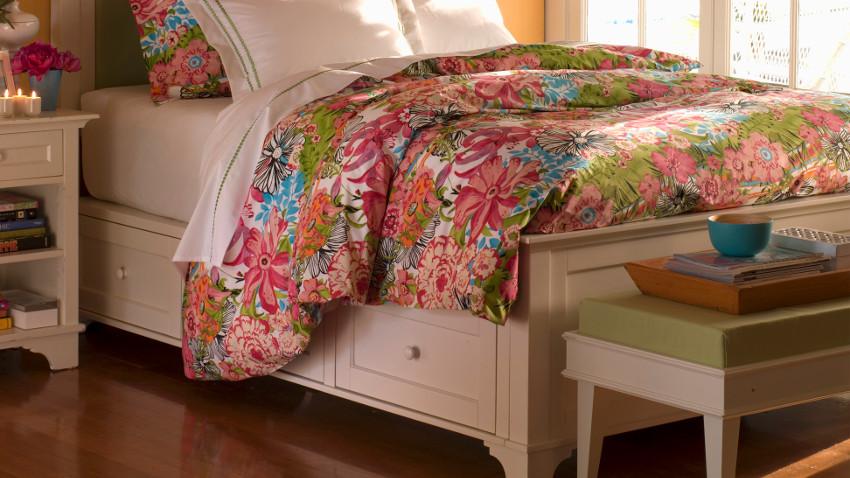 Letti solo il meglio per il tuo riposo e il tuo arredo - Cassetti sotto il letto ...