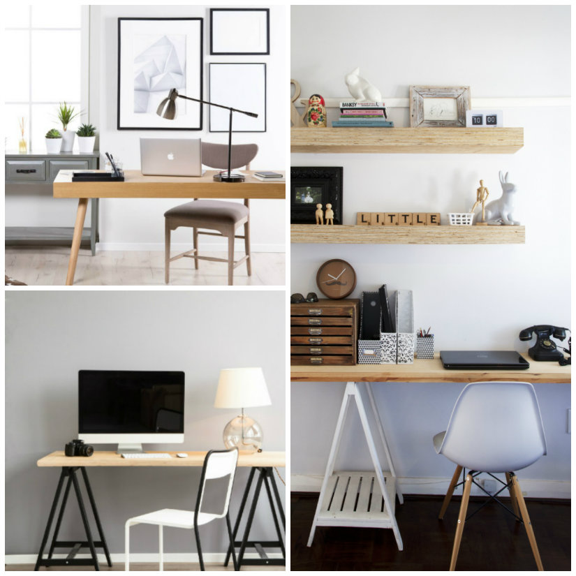 sedie da ufficio scrivania sedia home office lampada mensole