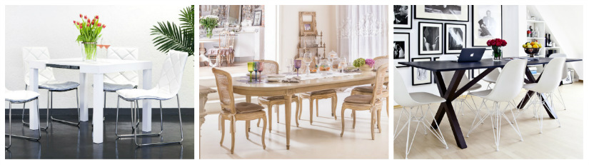 Sedie per la sala da pranzo: eleganza in casa - Dalani e ora Westwing