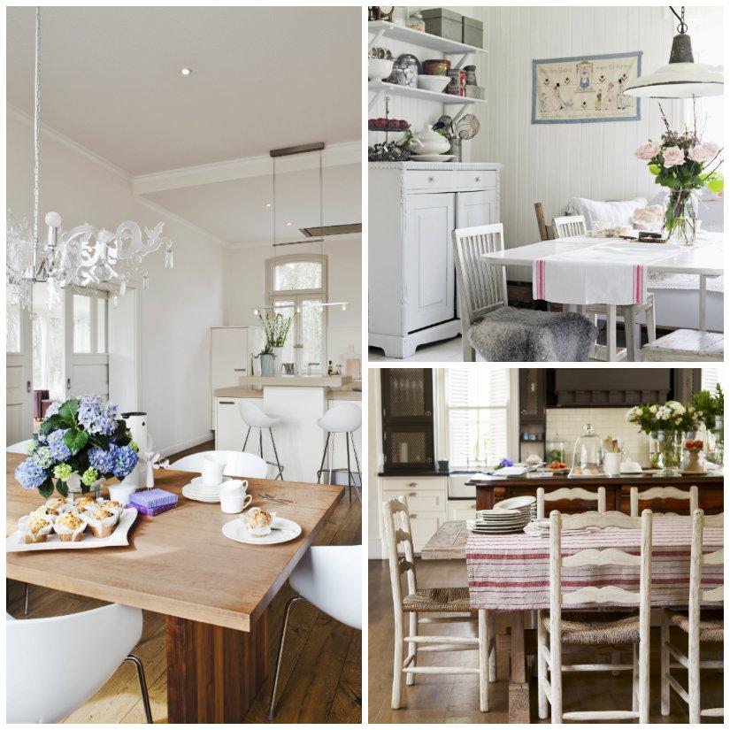 Tavolo da cucina funzionale e dal design esclusivo - Tavolo lavoro cucina ...