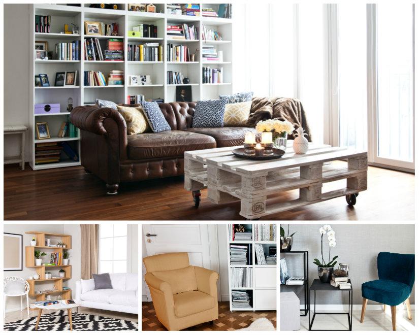 Mobili da soggiorno: tutto per arredare con stile - Dalani e ora ...