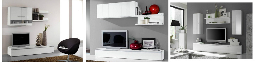 Mobili da soggiorno tutto per arredare con stile dalani for Mobili da soggiorno moderni