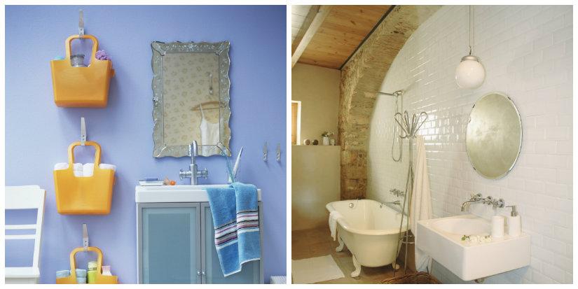 specchi da bagno per parete