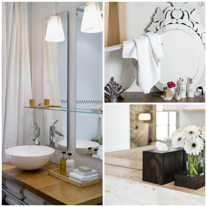 Specchi da bagno: pratici ed eleganti accessori - Dalani e ora Westwing