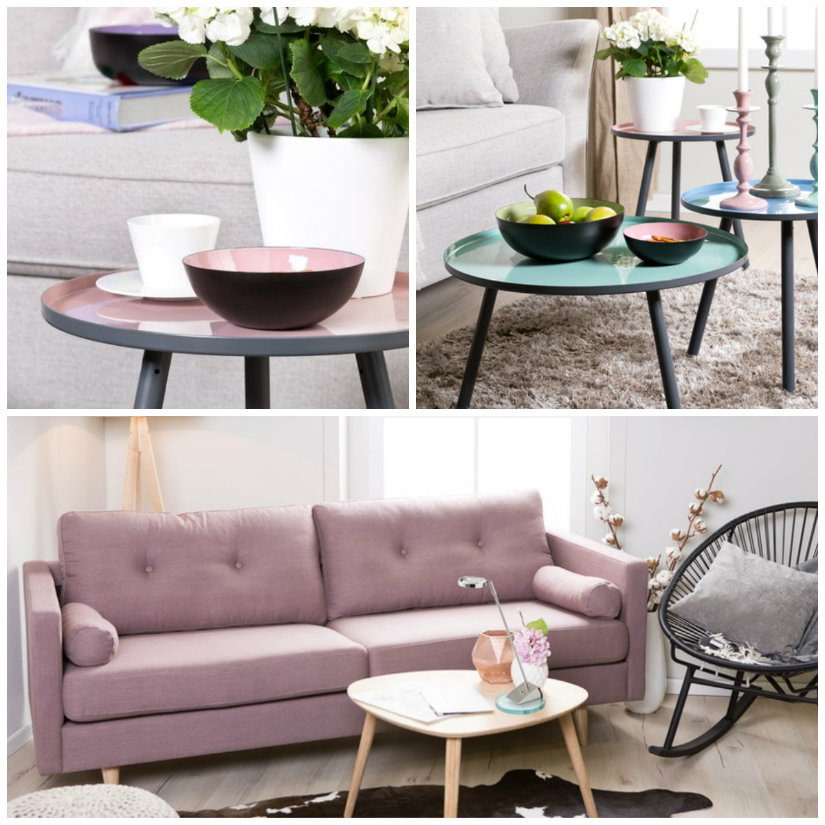 Tavolini da salotto per un t con le amiche dalani e for Tavolini design salotto