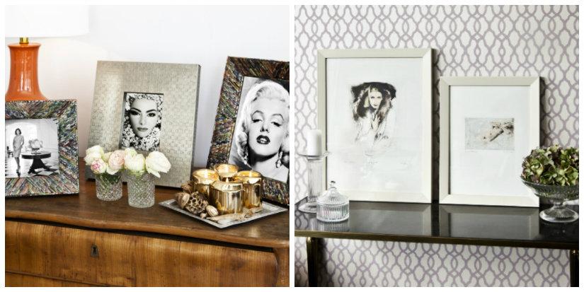 Cornici in legno in argento e intarsiate dalani e ora for Una cornice a casa libera