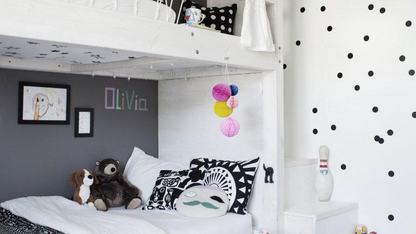 Letti a castello i mobili pi amati dai bambini dalani for Letti a castello per 3 bambini