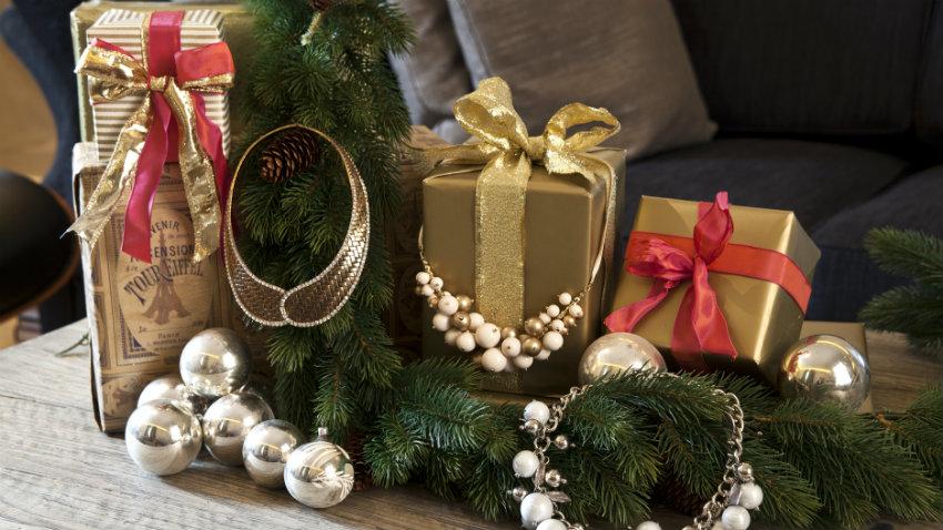 Decorazioni natalizie il meglio del natale dalani e ora - Immagine di regali di natale ...