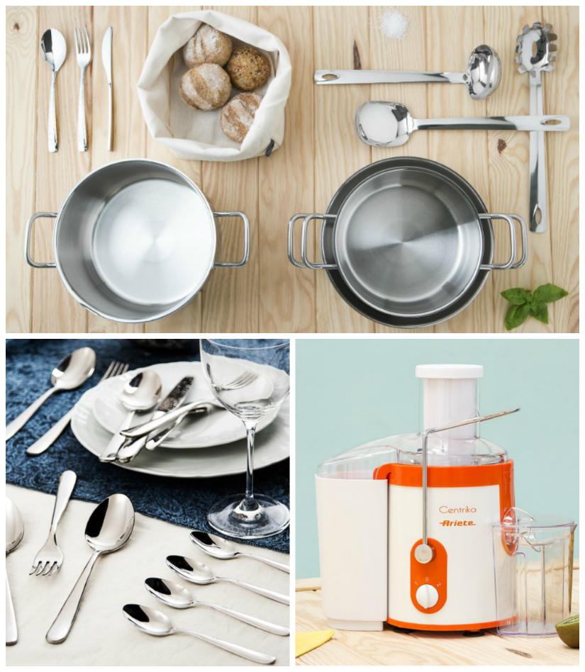Awesome quali tipi di utensili da cucina esistono with for Set utensili da cucina