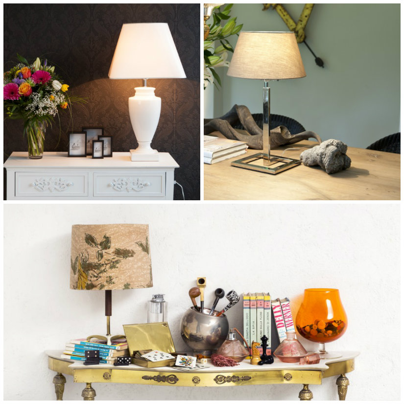 Illuminazione e lampade da tavolo online dalani e ora westwing - Lampade da tavolo prezzi ...