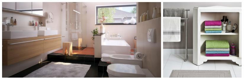 Tappeti da bagno morbidezza per i vostri piedi dalani e - Tappeti da bagno ikea ...