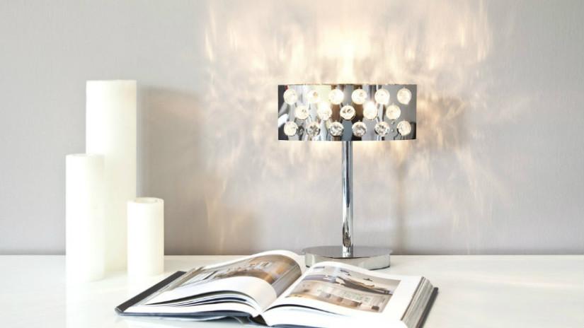 lampade alogene per la scrivania