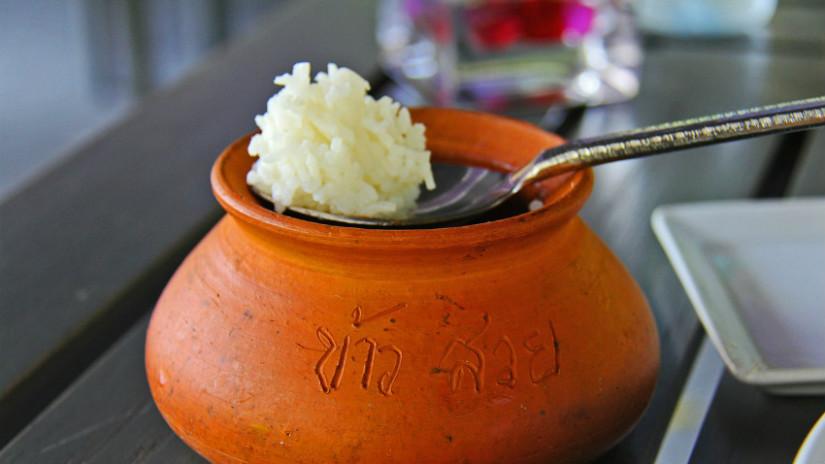 cucchiaio set di cucchiai riso cucina asiatica