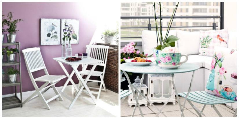Tavolo pieghevole la soluzione per qualsiasi spazio for Tavolo e sedie terrazzo