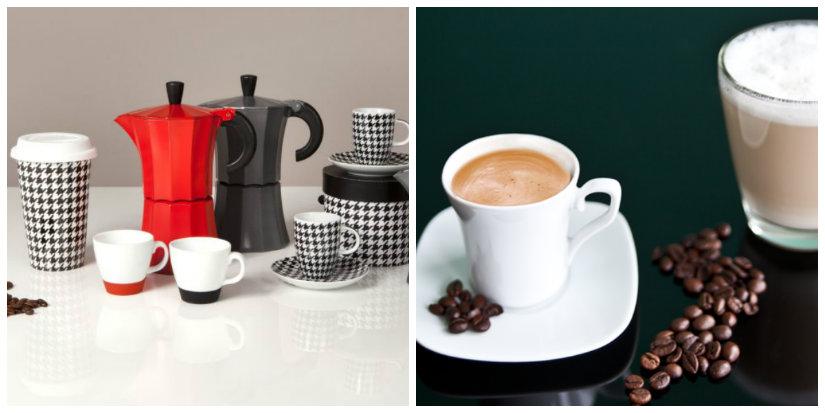 tazze tazzine tazza caffè tè caffettiera