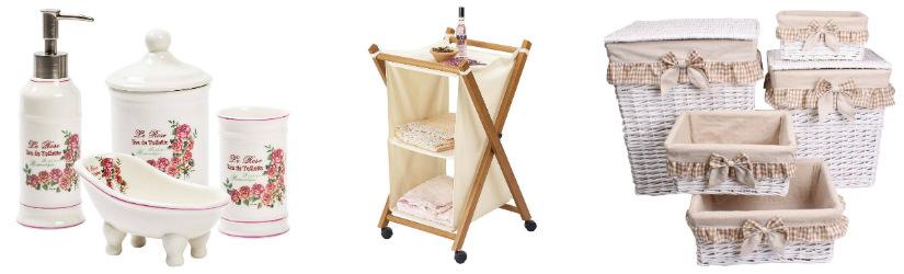 idee per il bagno portabiancheria dispenser mobiletto