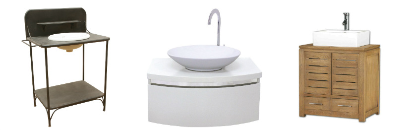 Idee per il bagno un 39 oasi di benessere in casa dalani e - Armadietti per il bagno ...