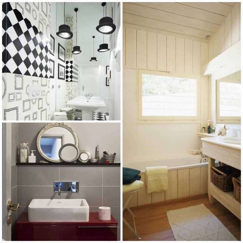 Idee e consigli per arredare un bagno piccolo dalani e ora westwing - Design bagno piccolo ...