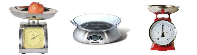 Bilancia da cucina precisione ai fornelli dalani e ora - Silvercrest bilancia digitale da cucina ...