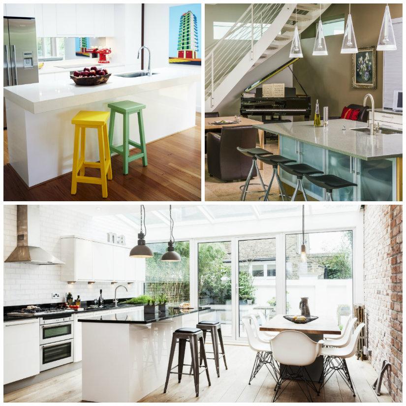 Sgabelli da cucina sgabello moderno da cucina tendy - Sgabelli moderni per cucina ...