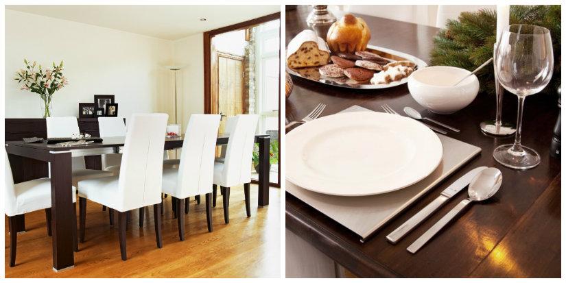 Tavoli da pranzo allungabili pratici ed eleganti dalani for Tavoli e sedie da soggiorno
