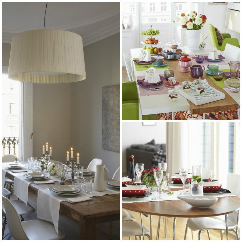tavoli da pranzo allungabili tavolo cucina allungabile lampadario piatti tovaglia