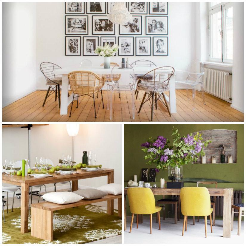 DALANI  Tavoli da pranzo allungabili: pratici ed eleganti