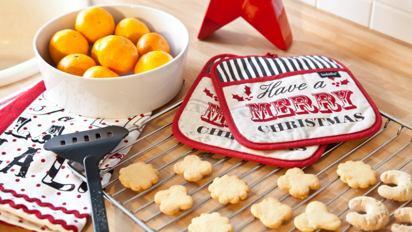 biscotti di Natale presine natalizie