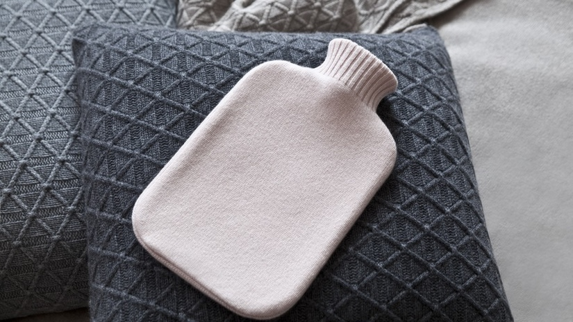 borsa acqua calda cuscini