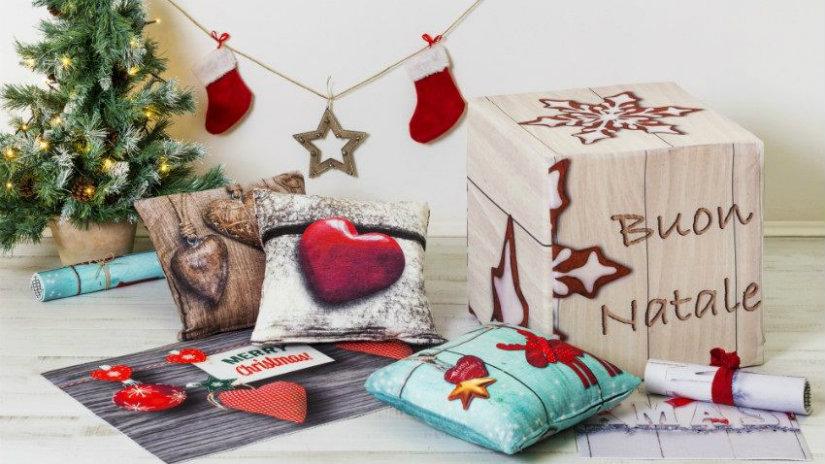 calza della befana decorazioni natalizie pacchetti regalo