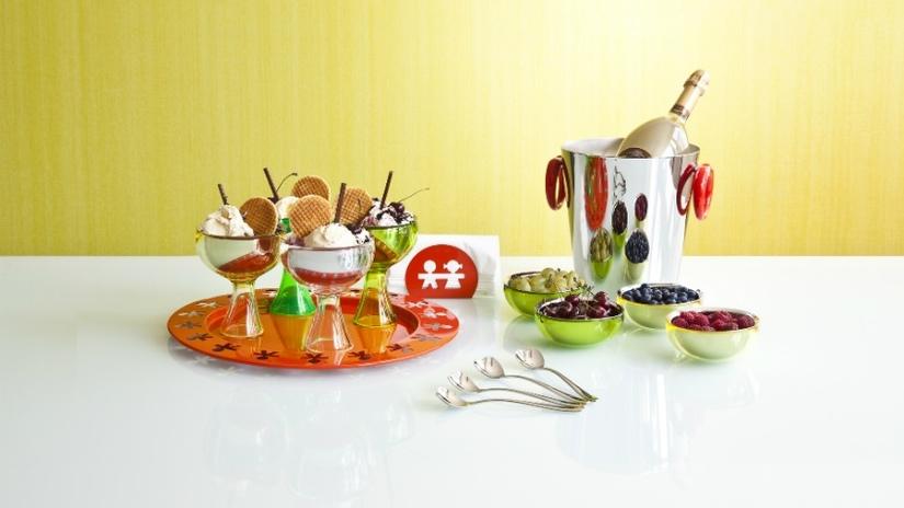 gelatiera frutta vino