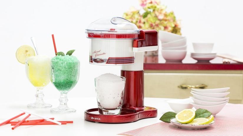gelatiera frutta ghiaccio
