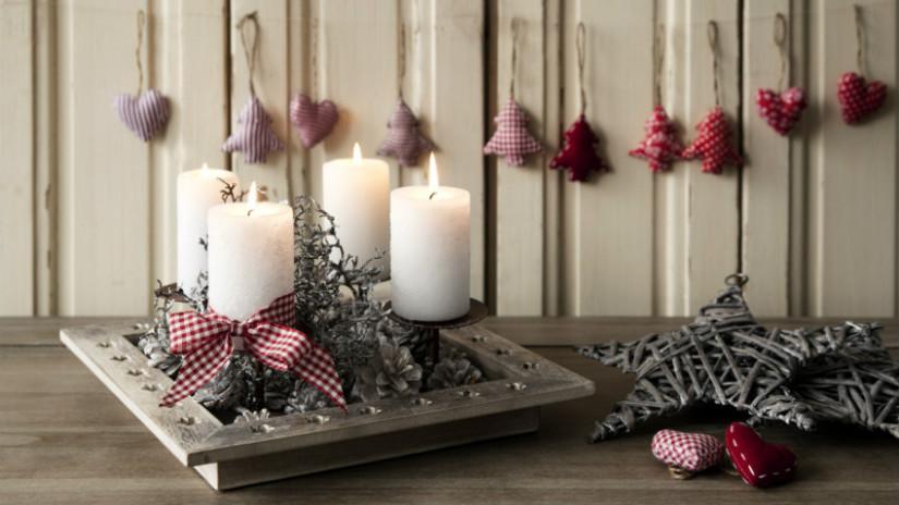 idee natalizie candele profumate